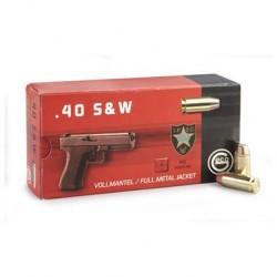 Geco .40 S&W 180gr FMJ 50 kpl