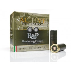 Baschieri & Pellagri Active Buckshot 12-65 25 kpl