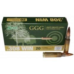 GGG .308 Winchester Match 10,0g (155gr) HPBT