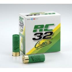 Haulikonpatruuna RC32, 2,5mm