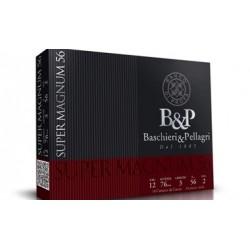 B&P super magnum cal. 12/76 56g lataus