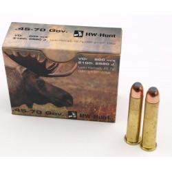 .45-70 HW Hunt Hornady 350gr FN