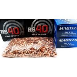 .223 Remington Jälleenlatajaan paketti