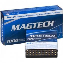 Magtech SPM pienen pistoolin magnum -nalli 1000 kpl