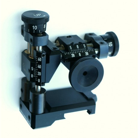 Uronen Precision / Centra AR-15 rear sight
