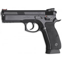 CZ 75 SP-01 Shadow, Production tuned