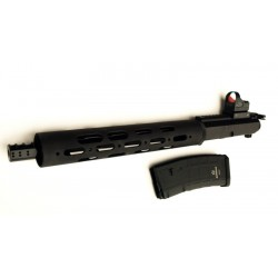 Finn Precision FR-9 9mm PCC Competition Upper Assembly paketti