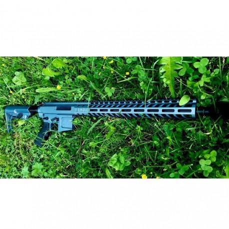 Uronen Precision UR-15 .223 Rem Lightweight Match Rifle Northern Lights