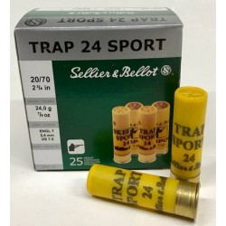 Sellier & Bellot Trap Sport 20-70 24gm