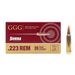 .223 Rem GGG Match 5.0g (77gr) HPBT