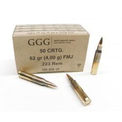 GGG .223 Rem 62gr FMJBT