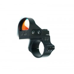 Finn Precision Champion Red Dot Sight ja Uronen Precision Red Dot Sight Mount 30mm