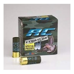 12-70 RC Camouflage Pigeon 36g