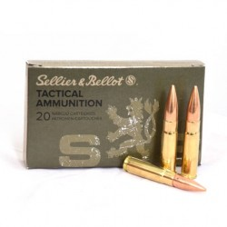 300 AAC Blackout Sellier & Bellot Tactical Subsonic
