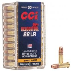 .22 lr CCI Velocitor