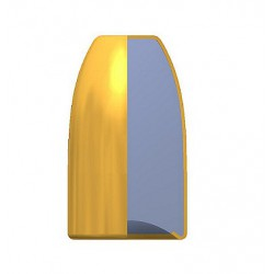 Ammotech 9mm (.355) 124gr FMJ FP