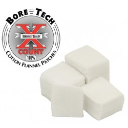 Bore Tech cleaning patches, square