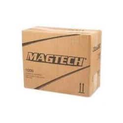 Magtech .38 Special 158gr SJSP-FLAT, 1000kpl erä