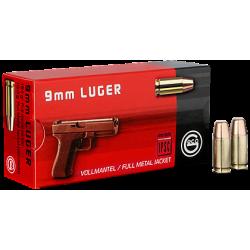 Geco 9mm 10g FMJ, 50 ptr rasia