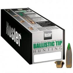 Nosler 6.5mm 140gr Ballistic Tip