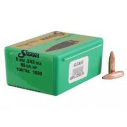 sierra .243 85gr HP