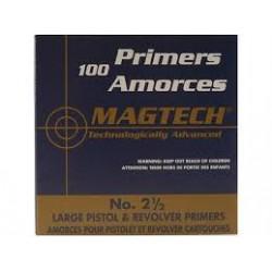 Magtech LP iso pistoolinnalli 100 kpl