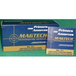 Magtech LP iso pistoolinnalli 1000 kpl