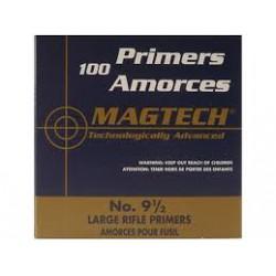 Magtech LR iso kiväärinnalli 100 kpl