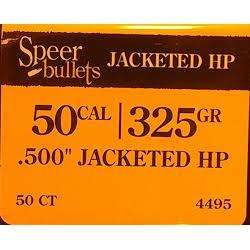 Speer .500 325gr JHP