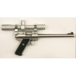 Ruger Mark II .22 lr