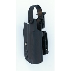 Huron holster, Long's shadow holster