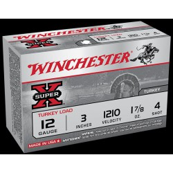 Winchester Super-X Turkey Load 12-76 53gm
