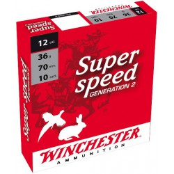 Winchester Super Speed 12-70 40gm Gen 2