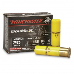 Winchester Supreme Turkey Load 20-76 36gm