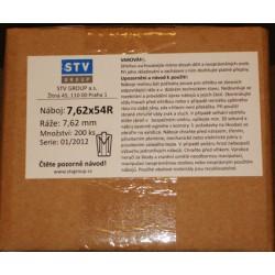 7.62x54R STV FMJ